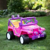 Wanted: Barbie Jeep
