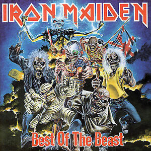 Best-Of-The-Beast-Iron-Maiden-CD-Greatest-Hits-New