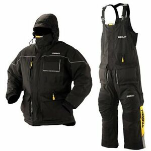 Frabill Black Ice Suite/Snow Suite  (size XXL)