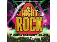 ONE NIGHT OF ROCK!