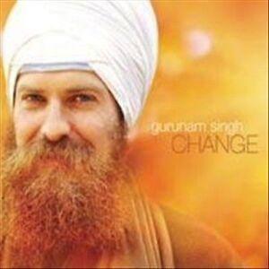 Gurunam Singh-Change  CD NEW