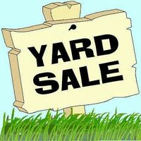 GIANT YARD SALE - TONS OF TOOLS