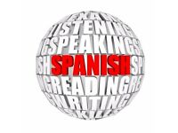 Spanish Native offers Spanish Lessons ( all levels)