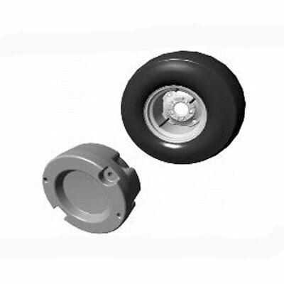 John Deere 72-lb Cast Iron Rear Wheel Starter Weight - Bm17973