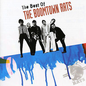 THE BOOMTOWN RATS - The Best Of, UMA Australia  **NEW CD**