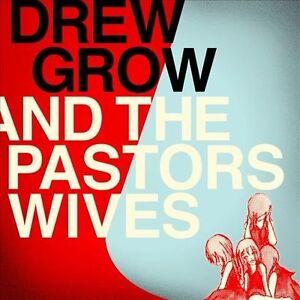 Grow,Drew & Pastors Wives Drew Grow & The Pastors Wives vinyl LP NEW sealed