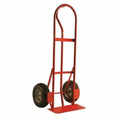 Milwaukee Hand Trucks Dc48866 P-handle Truckwith 12pneumatic Tires