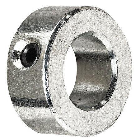 Dayton 4X229 Shaft Collar,Set Screw,1Pc,1-3/4 In,St