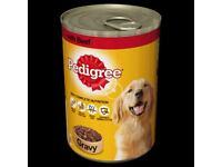 Wanted pedigree chum beef in Gravy