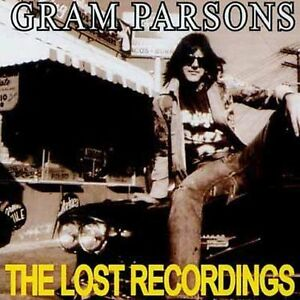 GRAM-PARSONS-The-Lost-Recordings-CD-NEW
