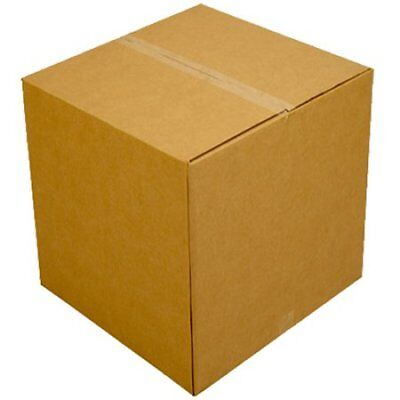 12 Large Moving Boxes 20x20x15-inches Packing Cardboard Boxes W