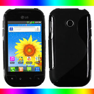 S-Curve-Black-Gel-Jelly-Cover-Case-for-LG-P690-Optimus-Spirit-SP
