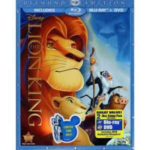 Disney + Pixar Blu-Rays and many more