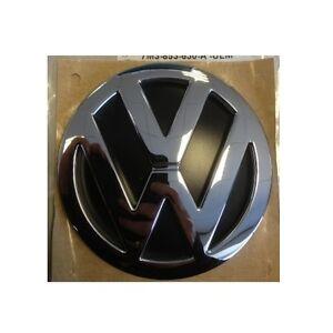 Vw Lookers >> BRAND NEW GENUINE VW SHARAN GOLF MK4 REAR BADGE VW EMBLEM 7M3853630AULM | eBay