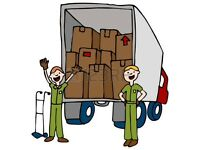Happy Removals, Man and Van Hire, Short Notice, Anytime,