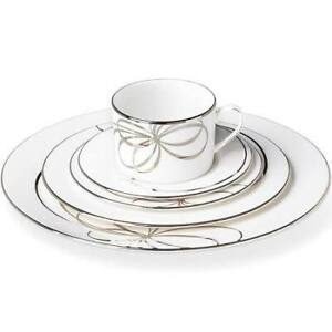 Kate Spade Dinnerware 5 piece placesetting Brand new in box