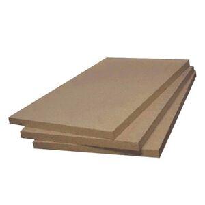 Vermiculite Fire Board 800 X 600 X 25MM Narrowboat / Home / Stove