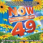 NOW That's What I Call Music, Vol. 49 by Various Artists (CD, Feb-2014, Universal)