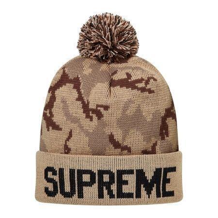 Supreme Camo Beanie Hats Ebay