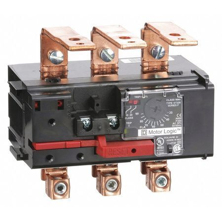 Square D By Schneider Electric 9065ST320 Overload Relay,30 to 90A,Class 10/20,3P