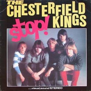 The Chesterfield Kings LP Stop!