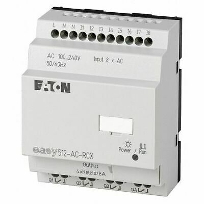 Eaton Easy512-ac-rcx Programmable Relay 110240v