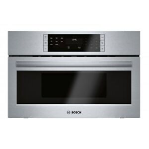 BOSCH 30 INCH STAINLESS STEEL BUILT-IN MICROWAVE OVEN
