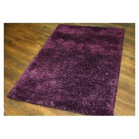 RUG purple 100cm x 150cm