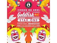 Cirque Du Soul Birmingham