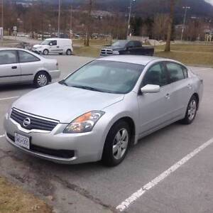 2008 Nissan Altima S very low kms only 23500 kms