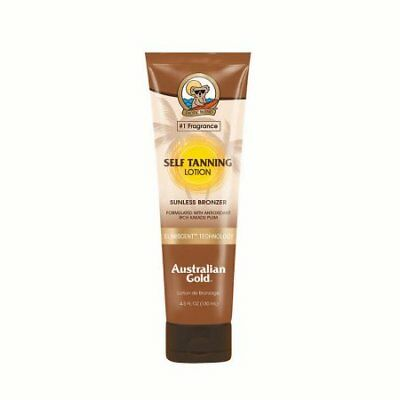 Australian Gold Self Tanning Lotion, Sunless Instant Bronze,