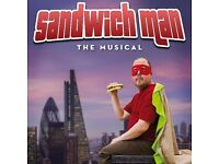 Sandwichman - The Musical