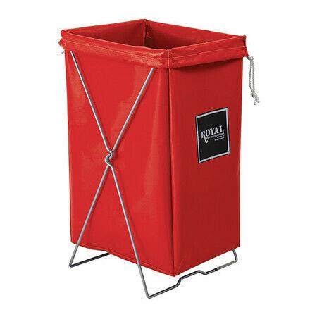 Royal Basket Truck G00-Rrx-Hbk Hamper Kit,30 Gal,Red