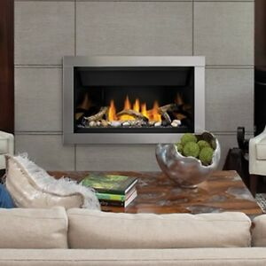 """Save BIG at The Fireplace Guys on Napoleon 36"""" Gas Fireplaces!"""