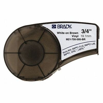 Brady M21-750-595-br Label Tape Cartridgepermanent Printer