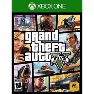 Looking for Xbox one GTA 5