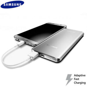 Samsung 5200mAh Fast Charge Battery Pack Silver BRAND NEW