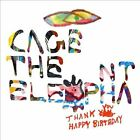 Vinyl Records Cage the Elephant