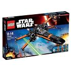 Poe's X-Wing Fighter Star Wars LEGO Complete Sets & Packs