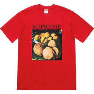 Supreme Still Life - Tee Red