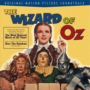 THE WIZARD OF OZ Original Soundtrack CD BRAND NEW