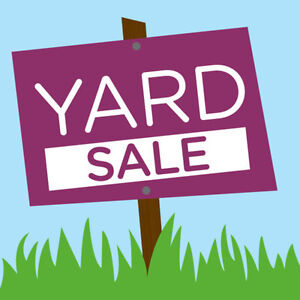 "END OF SEASON ""SUNDAY"" YARD SALE - EVERYTHING MUST GO!"