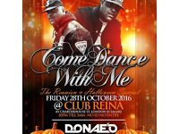 Come Dance With Me Halloween ft. DONAEO (Live PA)
