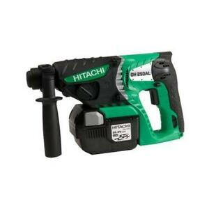 Hitachi 25.2V 3 Mode SDS Rotary Hammer Drill DH25DAL