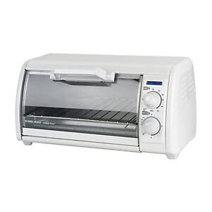 Black n Decker Toast-R-Oven White at GREAT LOW PRICE!