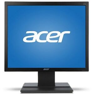 I have a Acer 17' Monitor 4 years like new