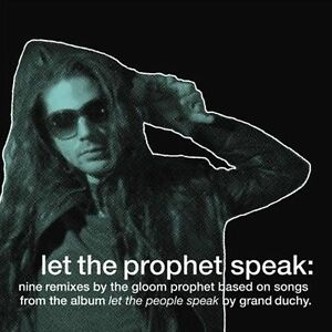 Grand Duchy Let The People Speak ltd vinyl LP NEW sealed