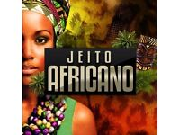 Kizomba Tuesdays - Jeito Africano - Free Party & Classes