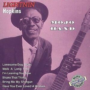 Lightnin Hopkins Mojo Hand