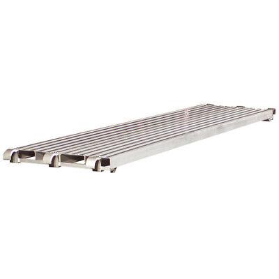 Pro-series Gsapb Aluminum Scaffold Walk Board 7 Ft.
